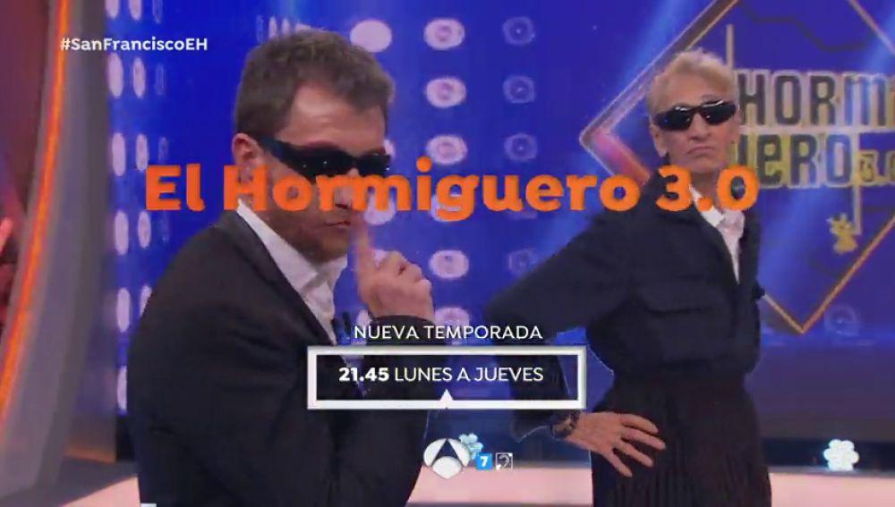 REEMPLAZO: Nueva temporada de 'El Hormiguero 3.0': nuevos invitados y muchas sorpresas