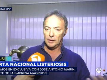 """El gerente de Magrudis, sobre el brote de listeriosis: """"Si hay bacterias en un quirófano, cómo no va a haber en mi fábrica"""""""