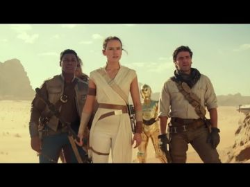 Disney muestra un emocionante avance de 'Star Wars: Episodio IX - El ascenso de Skywalker'