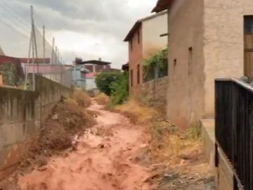 Se esperan lluvias torrenciales en Valencia