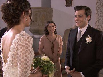 Avance 'El secreto de Puente Viejo': Lola y Prudencio a las puertas de sellar su amor para siempre