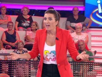 El curioso nombre de un concursante que hace que Silvia Abril se ría