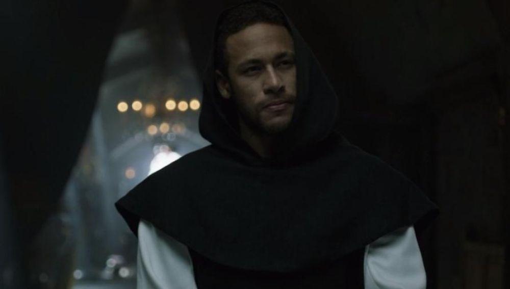 Neymar, en 'La Casa de Papel'