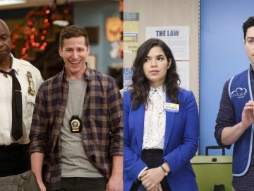 'Superstore' y 'Brooklyn Nine-Nine'