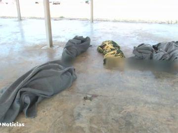 40 inmigrantes siguen desaparecidos tras un nuevo naufragio