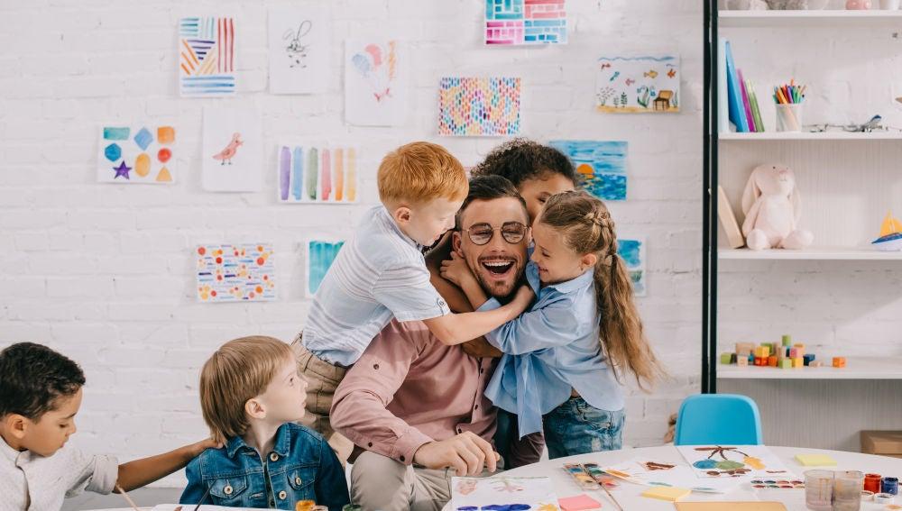 La importancia de la empatía del maestro para el aprendizaje de los niños