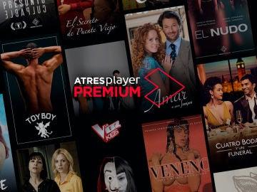 ATRESplayer Premium - Preestrenos y contenido exclusivo a partir de septiembre