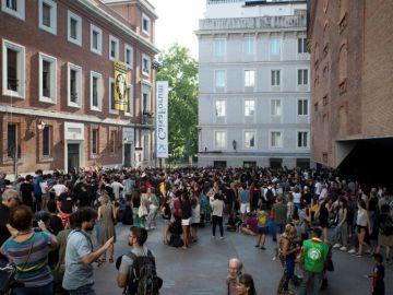 El Ayuntamiento de Madrid abrirá la vía judicial para desalojar La Ingobernable
