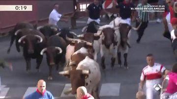 REEMPLAZO | Segundo encierro de las fiestas de San Sebastián de los Reyes