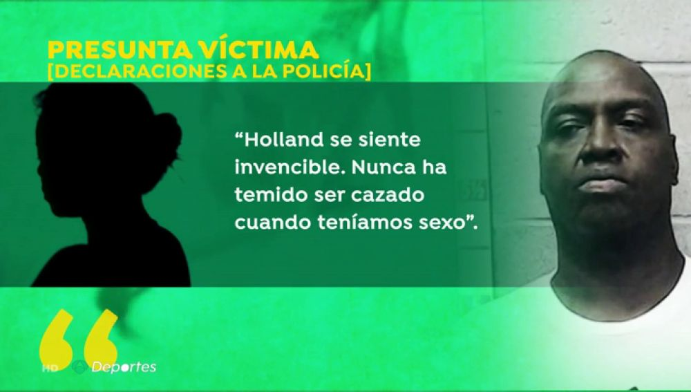 """Los testimonios de las niñas de las que abusaba Holland Woods: """"Sentía que dejándole hacerme cosas, protegía a mis hermanas"""""""