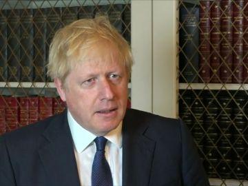 Boris Johnson pide suspender el Parlamento británico en un intento por impedir que la oposición obstaculice el 'brexit'