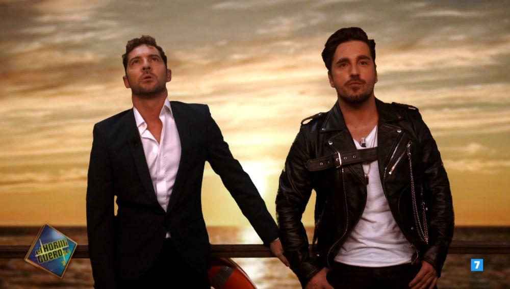 David Bisbal y David Bustamante no van a perderse el estreno de la nueva temporada de 'El Hormiguero 3.0' en Antena 3