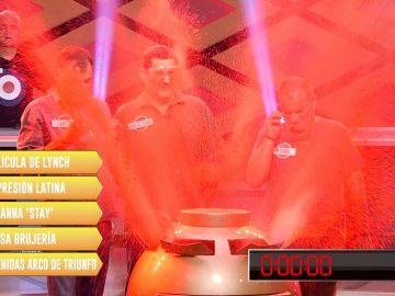 A 'Los Villanos' les falta tiempo para conseguir el bote en la Bomba Final de '¡Boom!'