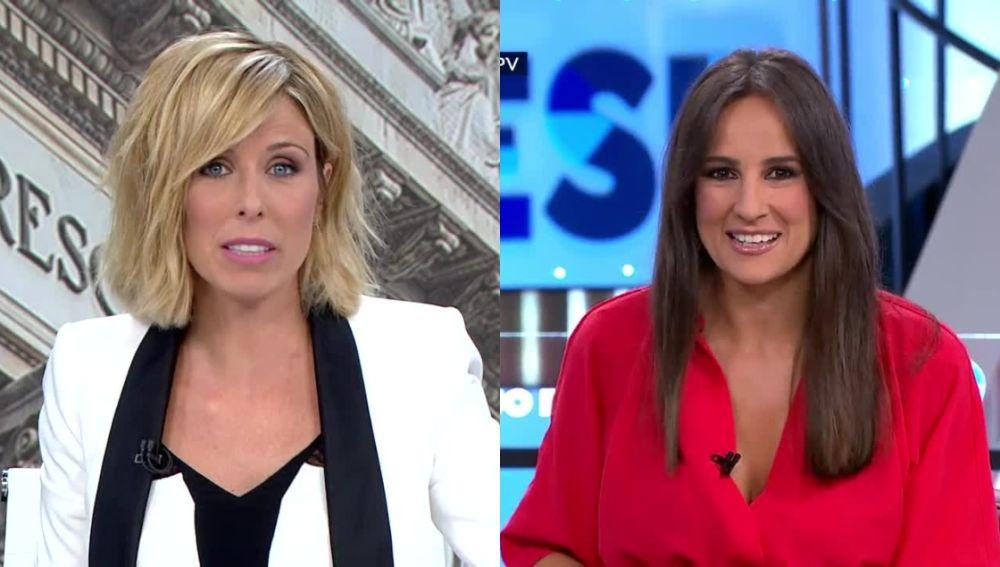 Antena 3 Noticias 1 y 'Espejo Público'
