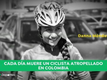 Tragedia en Colombia: muere atropellada por un camión la joven promesa de 15 años Danna Méndez