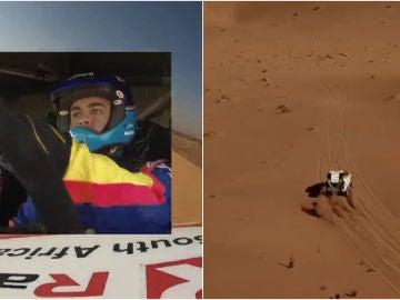Fernando Alonso en la Duna 7