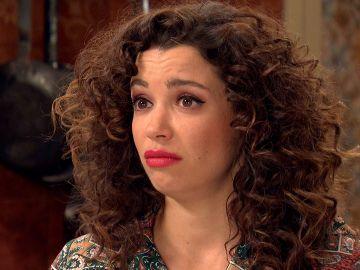 'Amar es para siempre': Amelia confiesa a Marcelino que cree que Luisita la ha dejado de querer