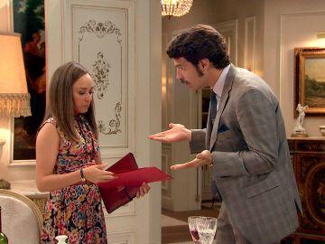 'Amar es para siempre': Carlos trata de evitar que Mónica le cuente a Ascensión el plan que traman contra ella