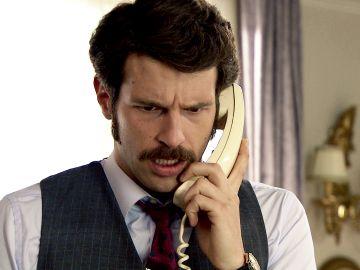 'Amar es para siempre': Carlos recibe una inesperada llamada por la que podría perder a Ana para siempre