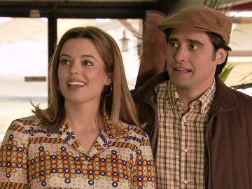 Jacobo Esteban y Lourdes Ordóñez entran en escena en 'Amar es para siempre'