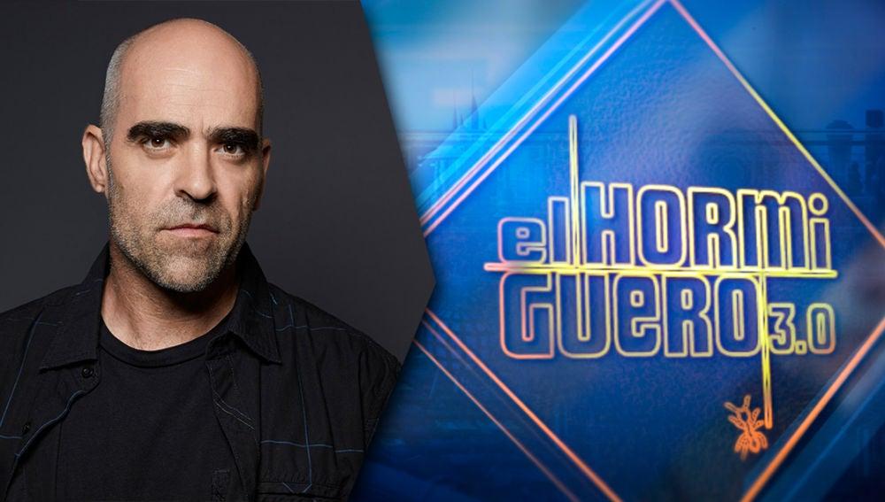 El miércoles, Luis Tosar presenta su nueva película, 'Quien a hierro mata', en 'El Hormiguero 3.0'