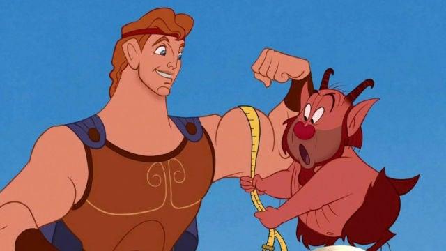 'Hércules' de Disney