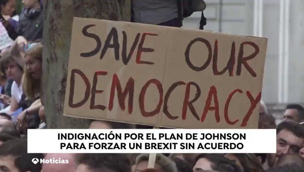 Más de un millón de firmas... y Hugh Grant contra Boris Johnson