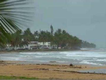 Tormenta Dorian en Puerto Rico