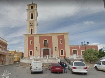 Iglesia de San Antonio Abad, en Cartagena