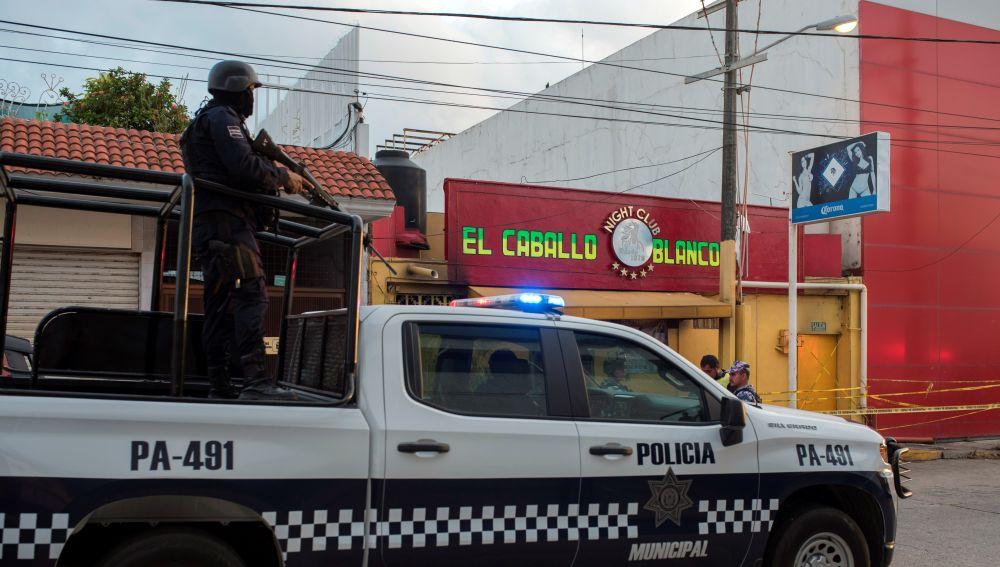 Masacre en Veracruz