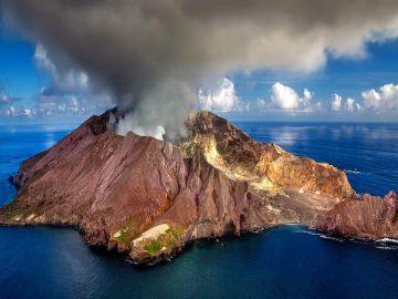 Imagen ilustrativa de un volcán