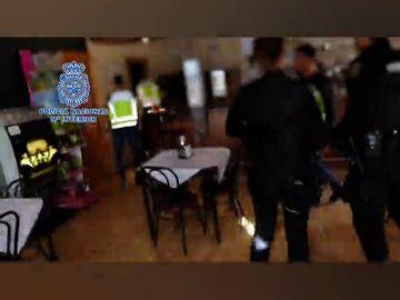 La Policía Nacional desarticula una red de trata de seres humanos con fines de explotación sexual