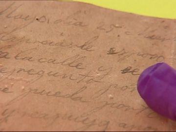 Cartas de amor de un fusilado