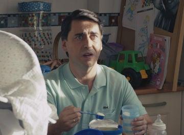 José Troncoso es Josemi en 'Pequeñas coincidencias'