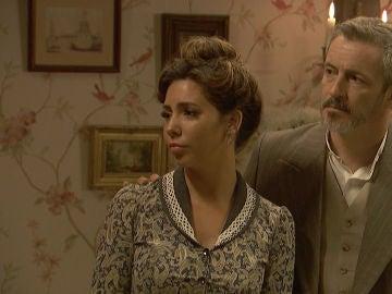 Avance 'El secreto de Puente Viejo': Emilia y Alfonso regresan a Puente Viejo con un claro objetivo