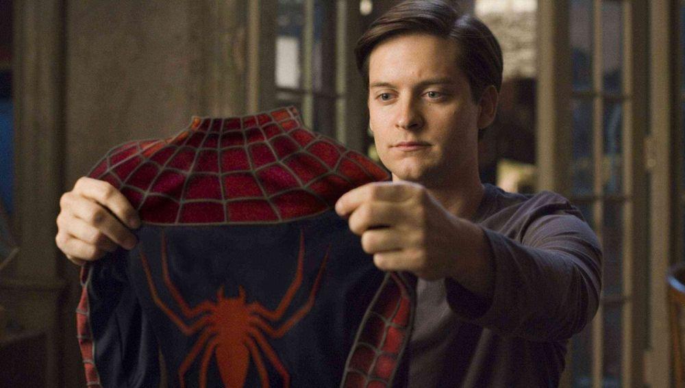 Tobey Maguire en 'SpiderMan'