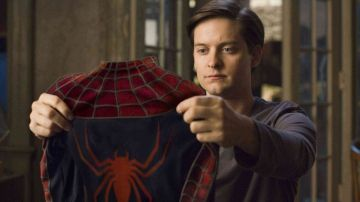 Tobey Maguire en 'SpiderMan'