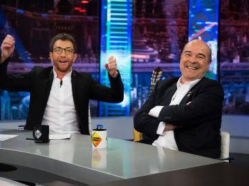 Antonio Resines ficha por la nueva temporada de 'El Hormiguero 3.0'