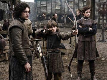 Imagen de la primera temporada de 'Juego de Tronos'