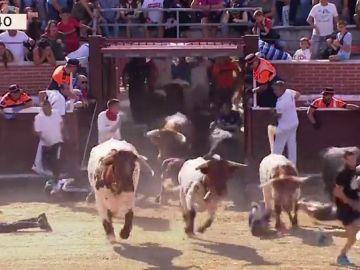 Cuarto encierro de San Sebastián de los Reyes: streaming, en directo