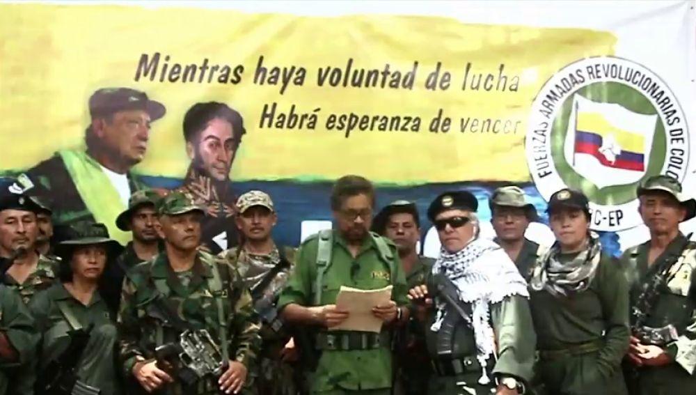 Al menos nueve guerrilleros de las FARC abatidos en las últimas horas en Colombia, según el presidente colombiano