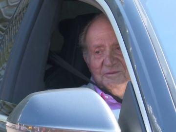 El Rey Juan Carlos recibe el alta hospitalaria tras su triple bypass