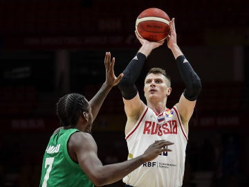 Andrey Vorontsevich lanza ante Jordan Nwora