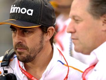 Fernando Alonso, imagen de archivo