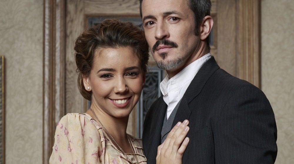 Sandra Cervera y Fernando Coronado son Emilia y Alfonso en 'El secreto de Puente Viejo'