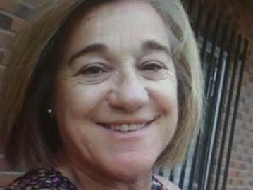 La foto de Blanca Fernández Ochoa publicada por la Policía