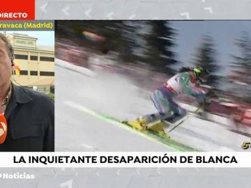 Blanca peor slalom