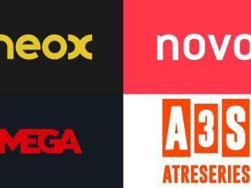 Cadenas temáticas del grupo Atresmedia