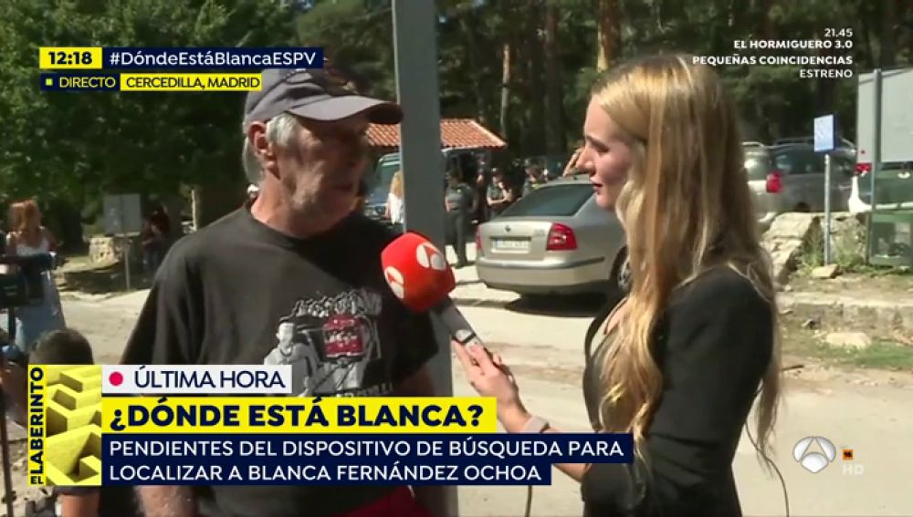 Desaparecida Blanca Fernández Ochoa