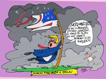 Dorian amenaza EEUU